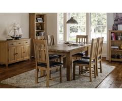 Astoria Extending Oak Dining Table
